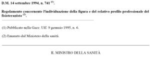 12 - decreto ministeriale 741