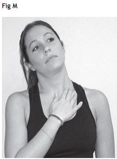 dolore al collo e stretching muscoli scaleno anteriore e sternocleidomastoideo