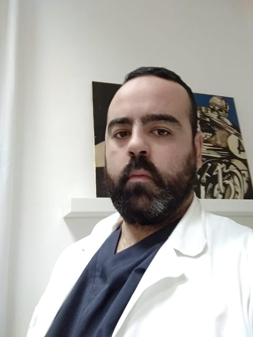 fisioterapista Renzo Nobilio