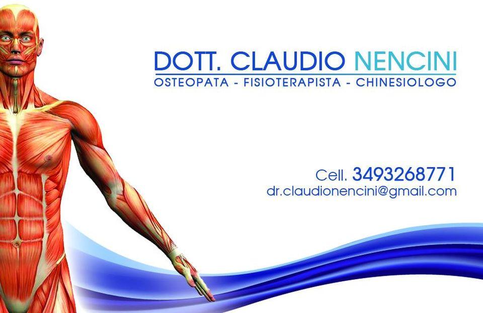 Dott. Claudio Nencini