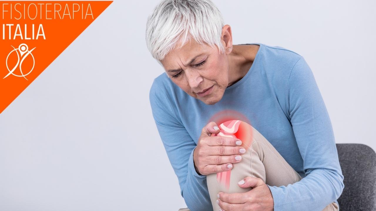 cause artrosi ginocchio