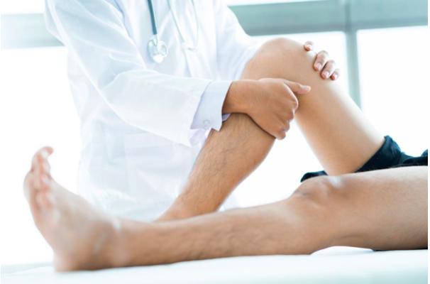 dolore al ginocchio condropatie e infiammazioni
