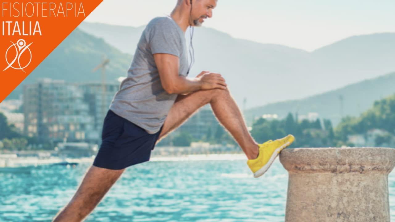 dolore al piede esercizi