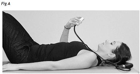 esercizio mal di collo