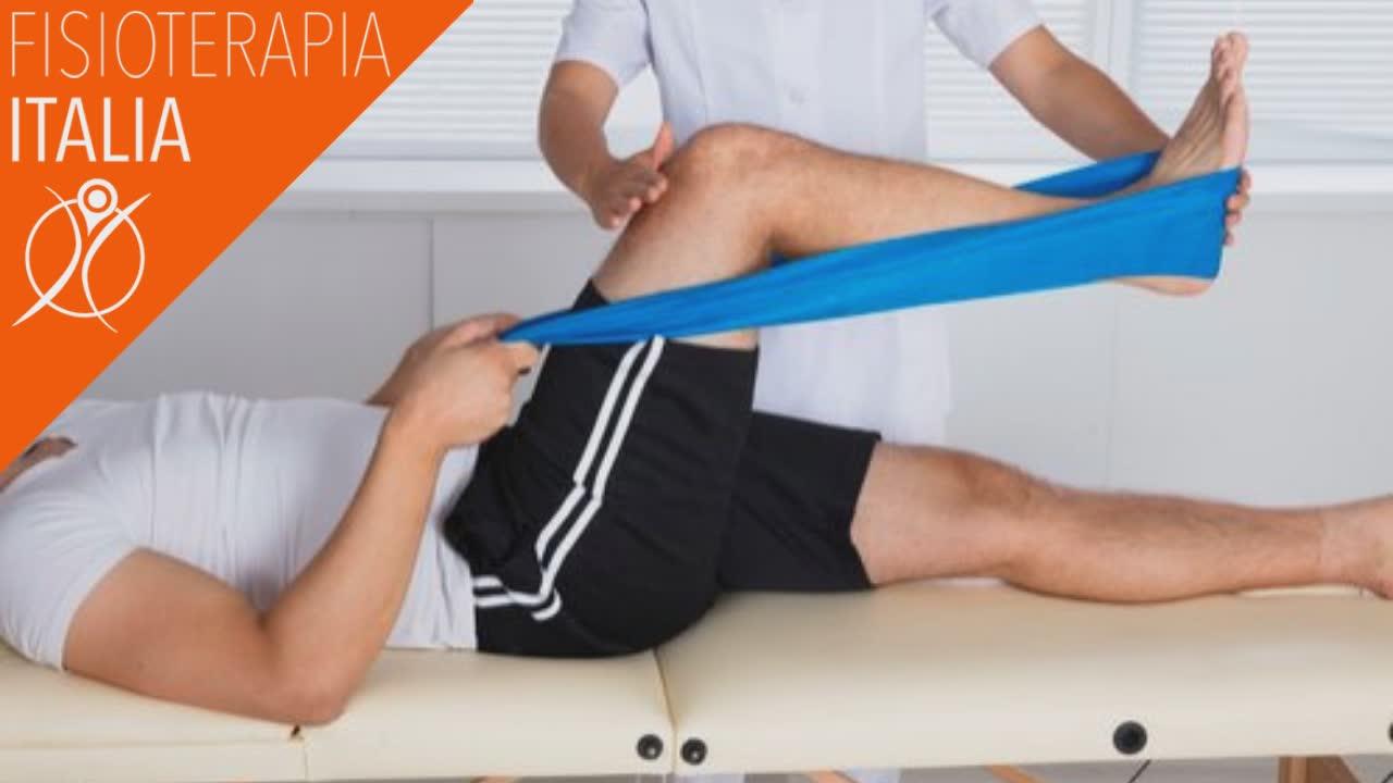 fisioterapia e la frattura del femore