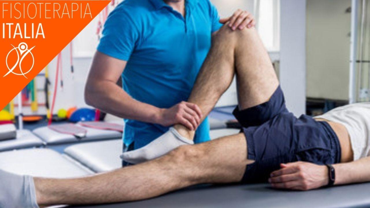 fisioterapia per gli strappi muscolari