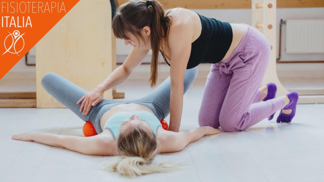 fisioterapia per il pavimento pelvico