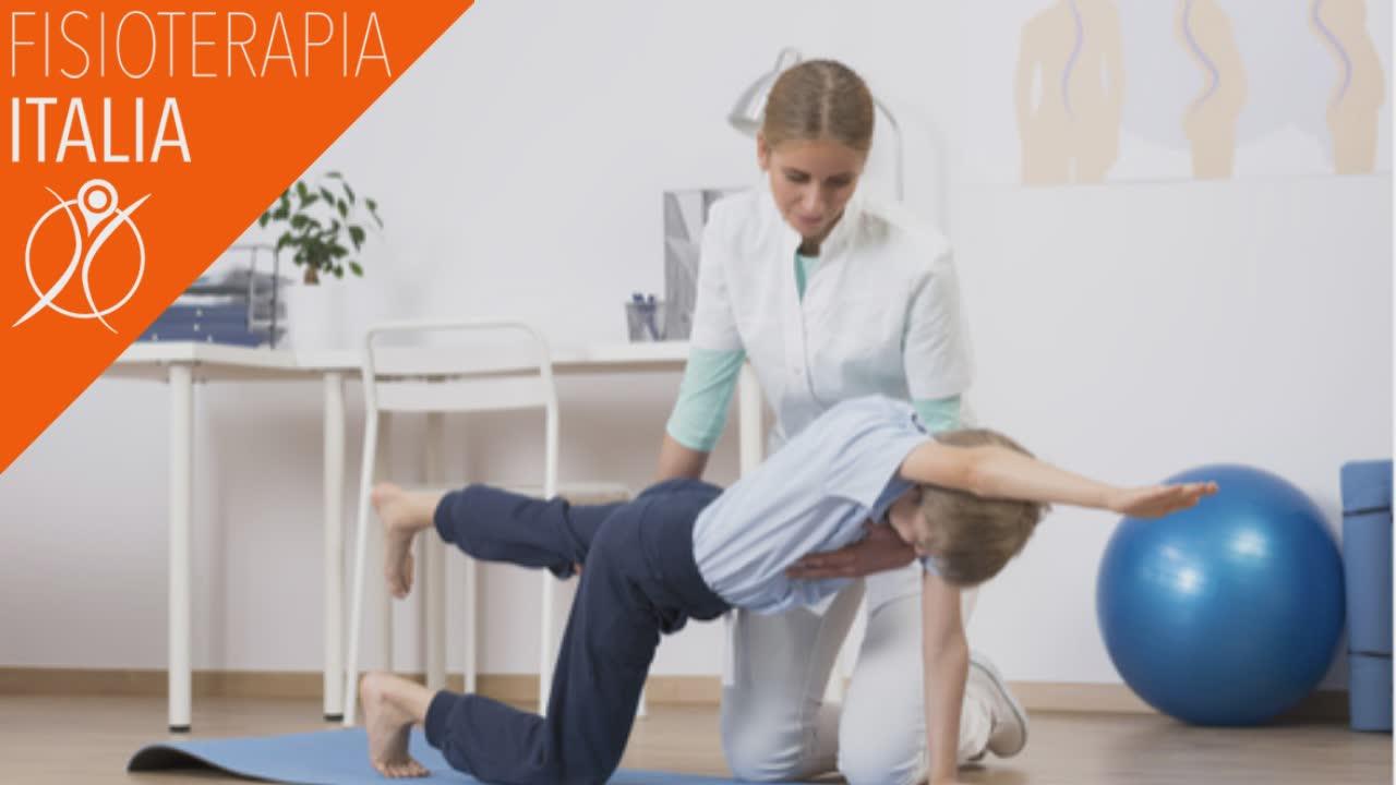 fisioterapia per la sindrome di scheuermann