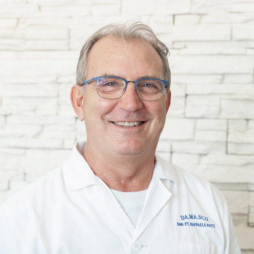 Raffaele Patti - Fisioterapista-osteopata - Centro di Fisioterapia Da.Ma.Sco.