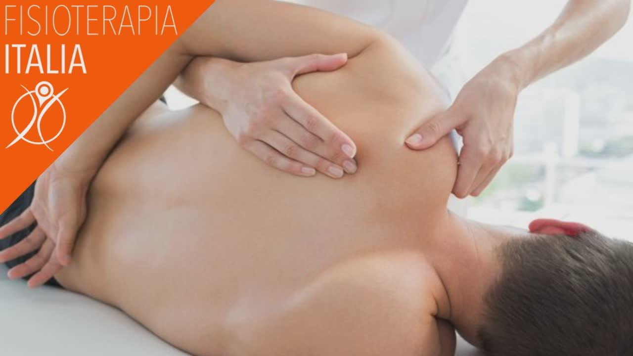 fisioterapia spalla
