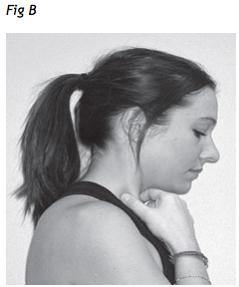 esercizio per far passare il dolore al collo