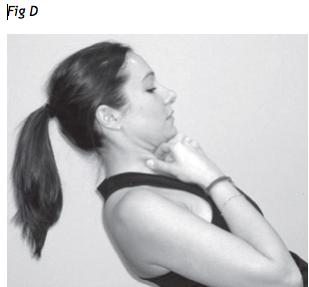 flessione cranio sacrale per far passare il dolore al collo