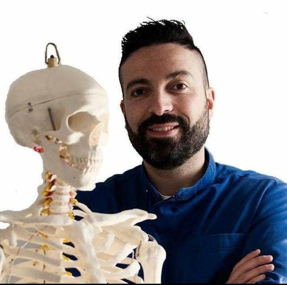 Danilo Ciccarella- Osteopata Fisioterapista  Teramo - Fisioterapista-osteopata - Ciccarella Danilo