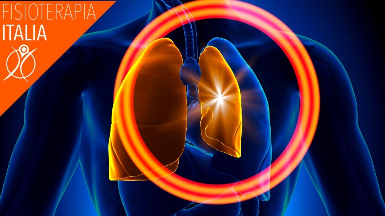 frattura costole e insufficienza polmonare