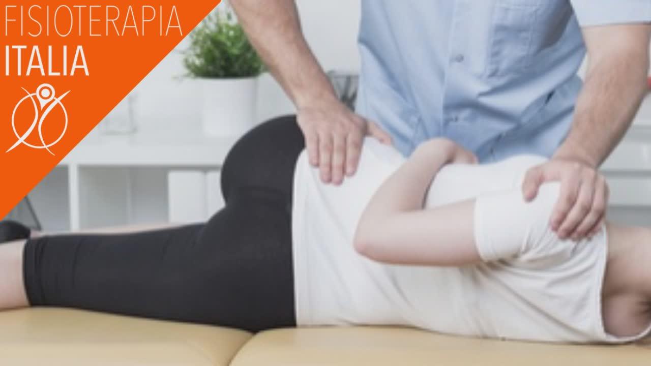 fratture vertebre dorsali come cura la terapia manuale