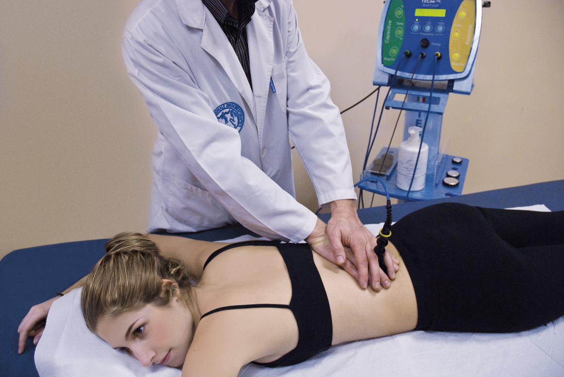 idrokinesiterapia e integrazione osteopatia
