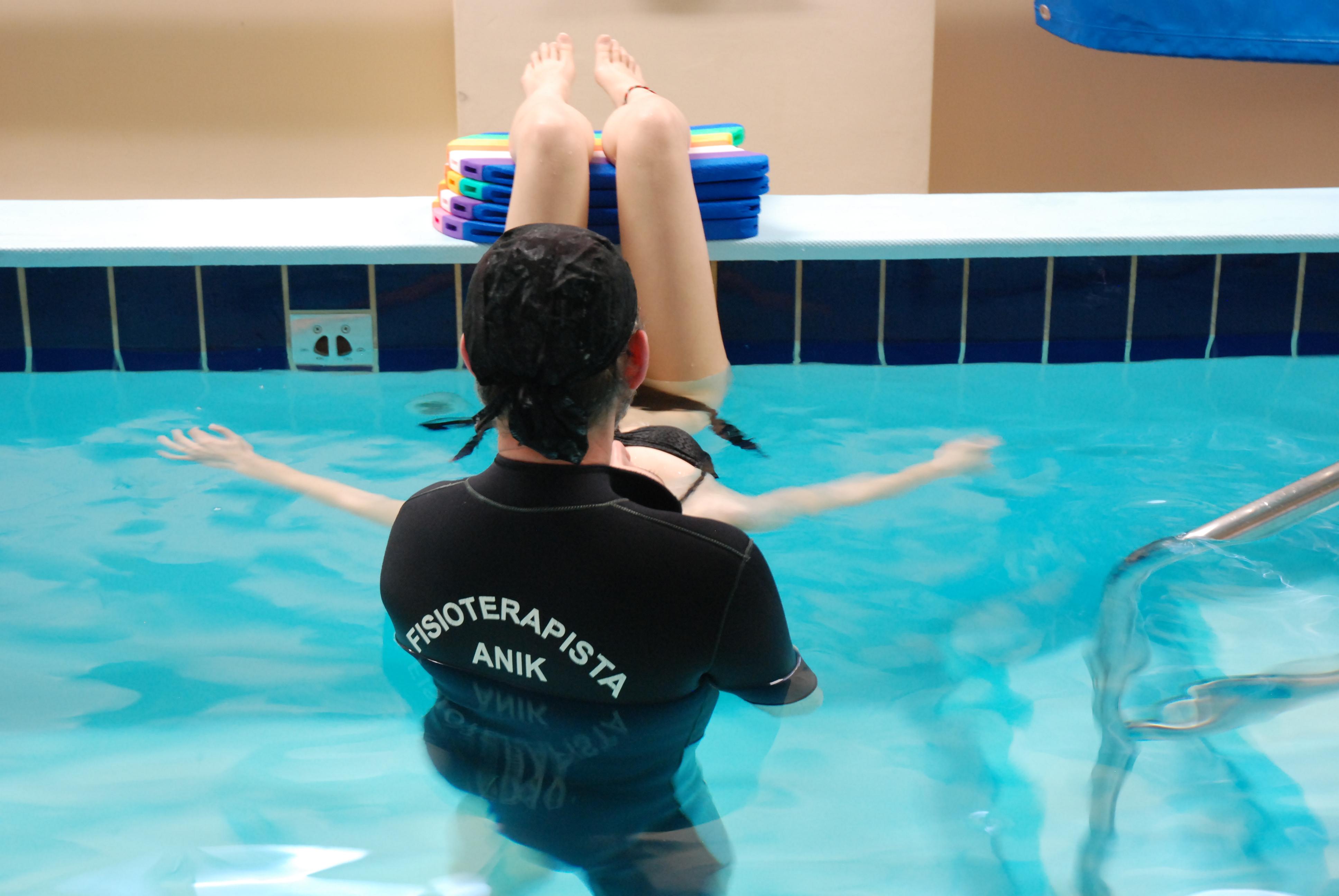 idrokinesiterapia una medicina per il mal di schiena