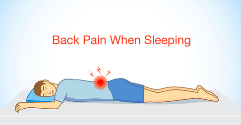 mal di schiena dormire a pancia in giu fa bene