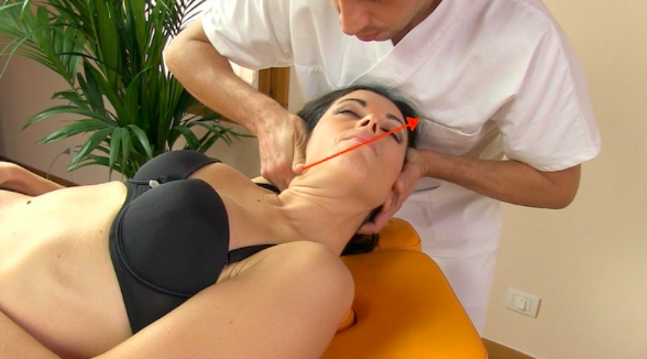manipolazioni vertebrali regione cervicale