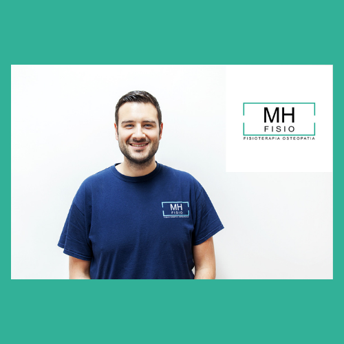Piero Haag - Fisioterapista-osteopata - MH Fisio