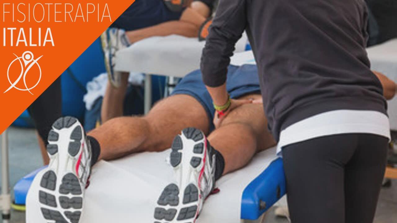 riabilitazione sportiva patologie e traumi
