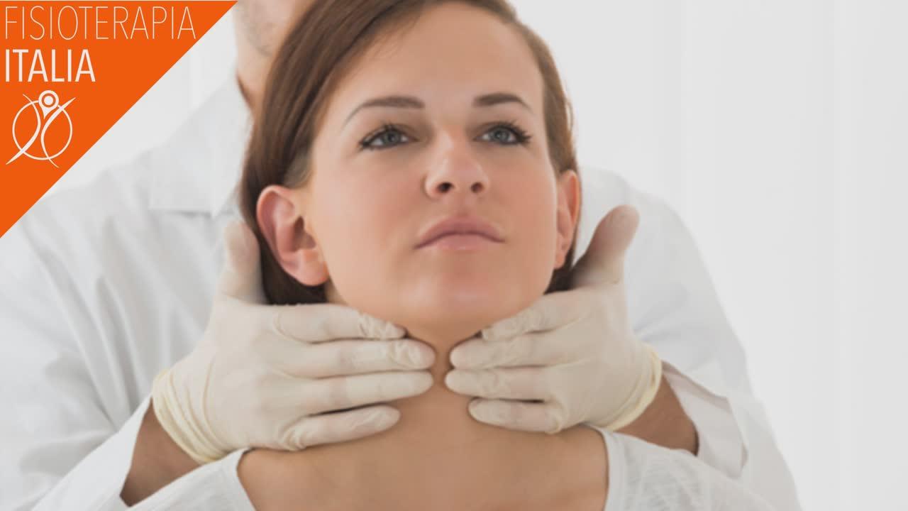 sternocleidomastoideo diverse infiammazioni