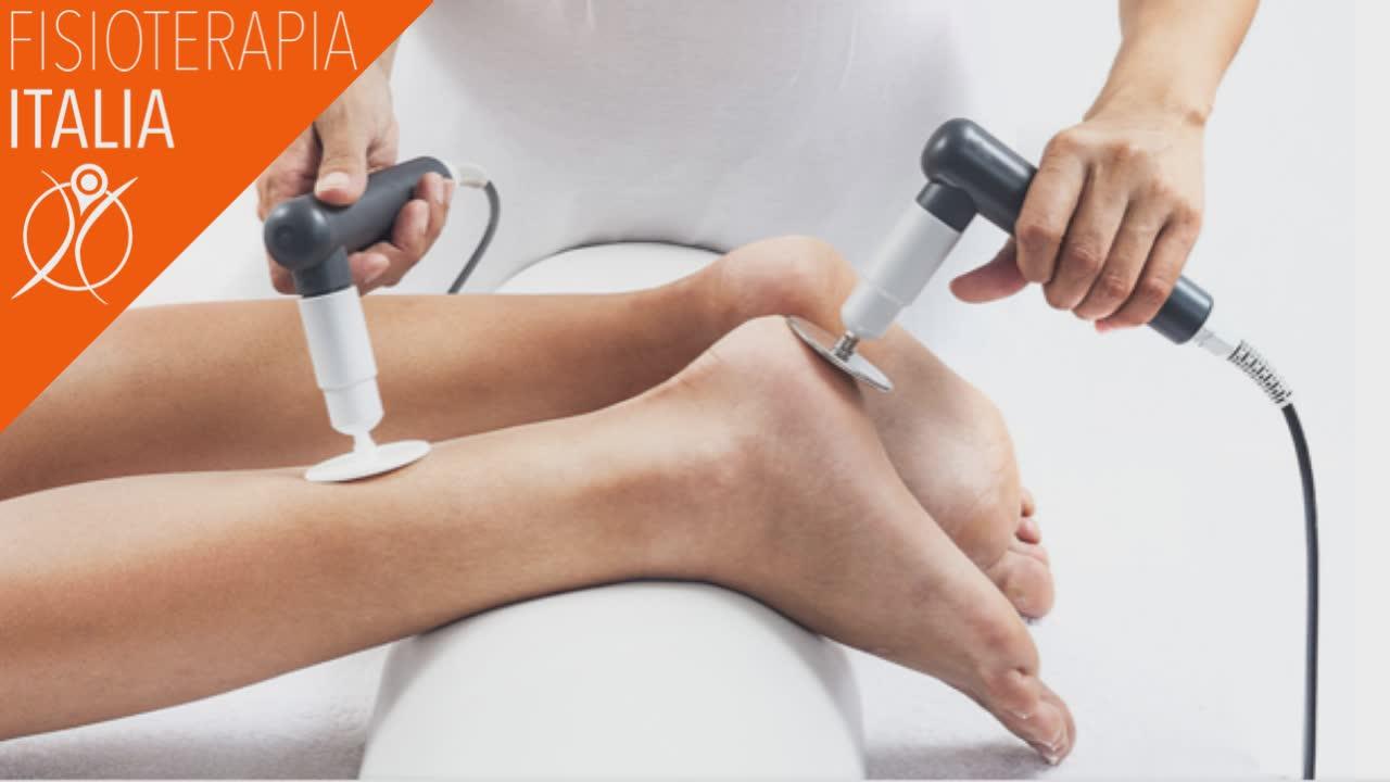 tecarterapia alla caviglia per guarire una distorsione, metatarsalgia, neuroma di Morton, fascite plantare, tallonite e tendiniti del piede.
