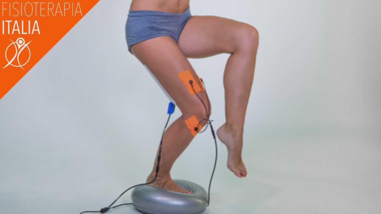 tecarterapia ed esercizio terapeutico