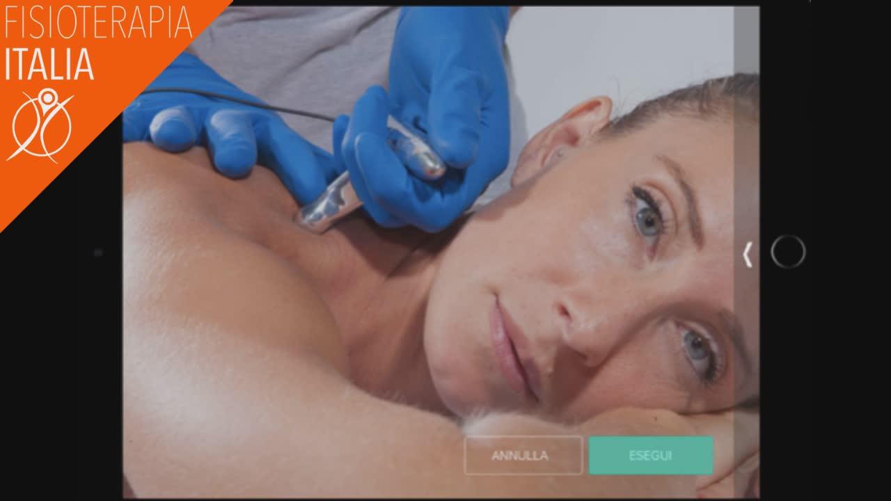 tecarterapia trattamento della fascia