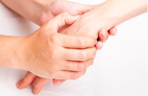 terapia manuale frattura di colles