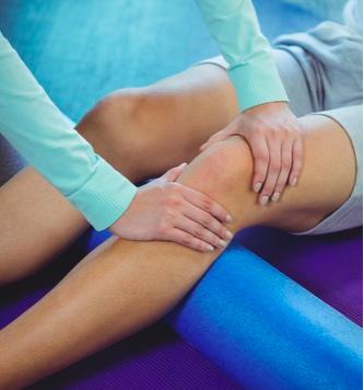 terapia manuale per la sindrome femore rotulea