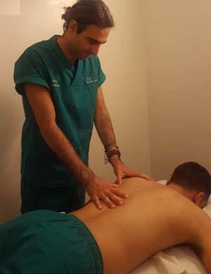 trattamento dolore coste