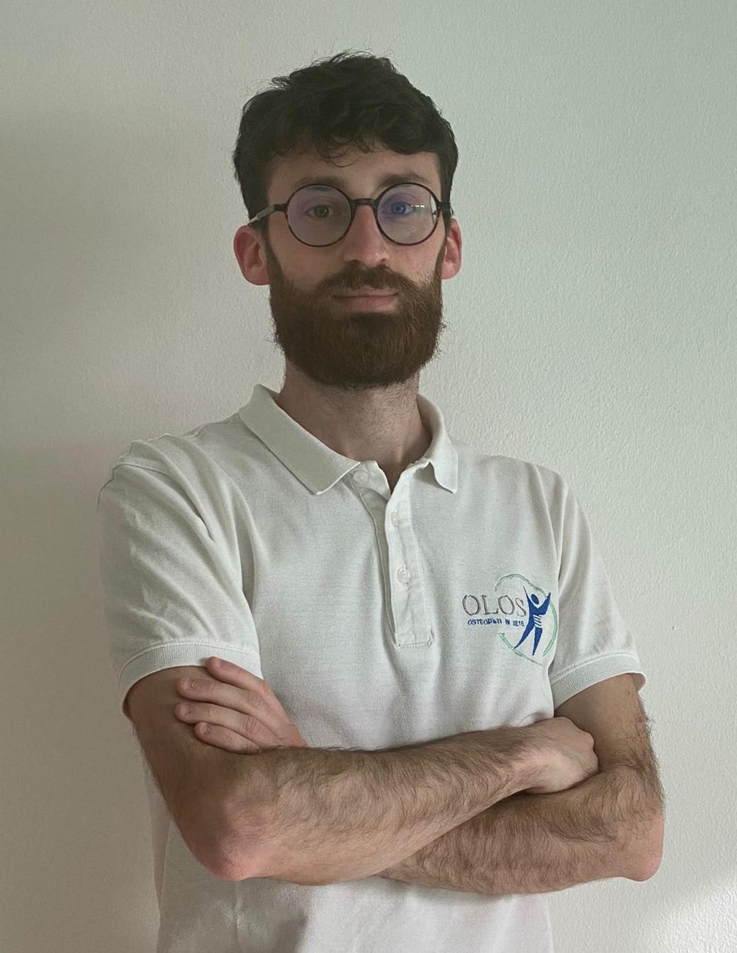 Luca Aletti - Fisioterapista-osteopata - OLOS - Centro Fisioterapico e Riabilitativo