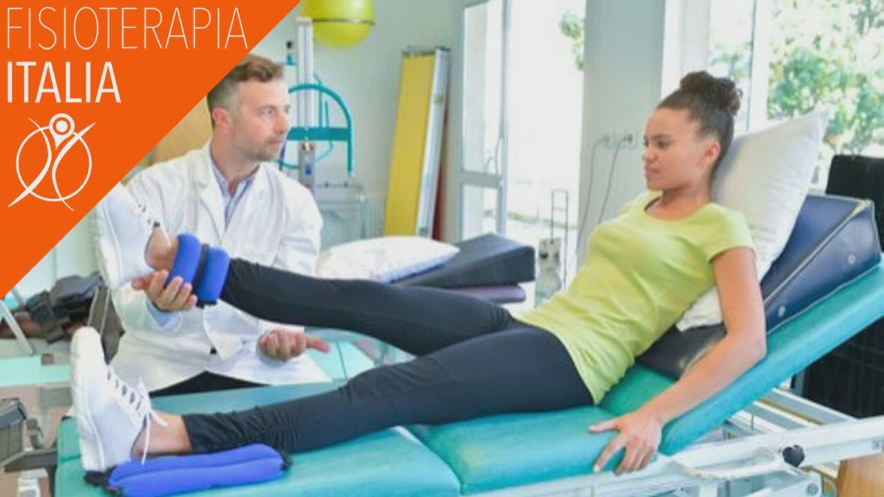 allenamento terapeutico per i problemi muscolari e articolari