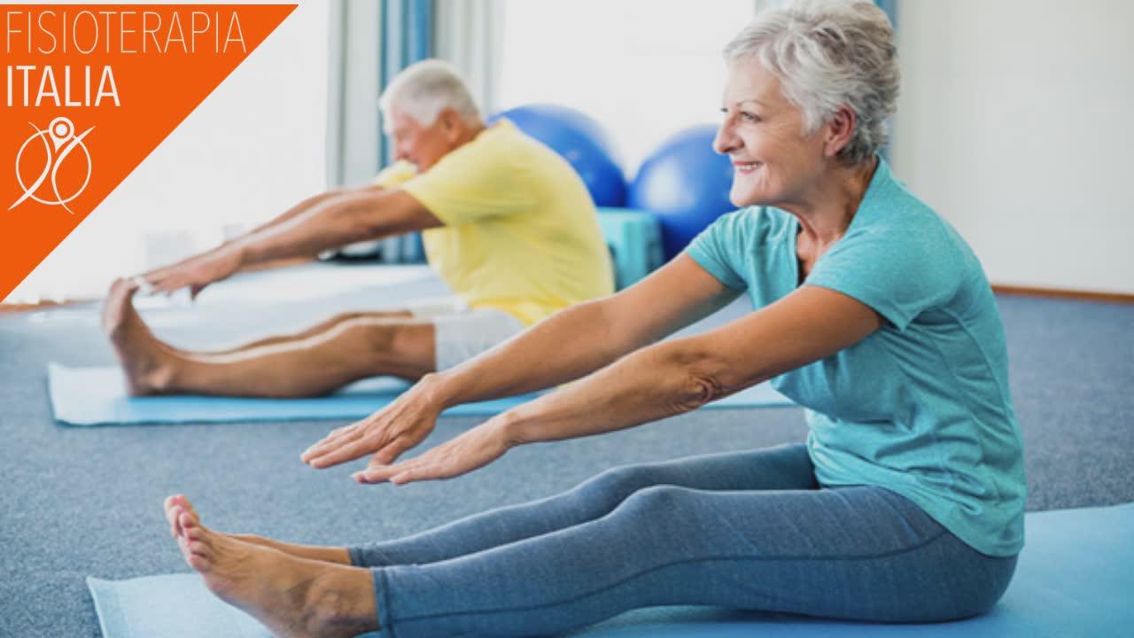 artrosi esercizio terapeutico