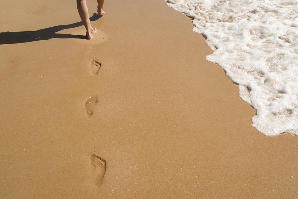 camminare fisioterapia
