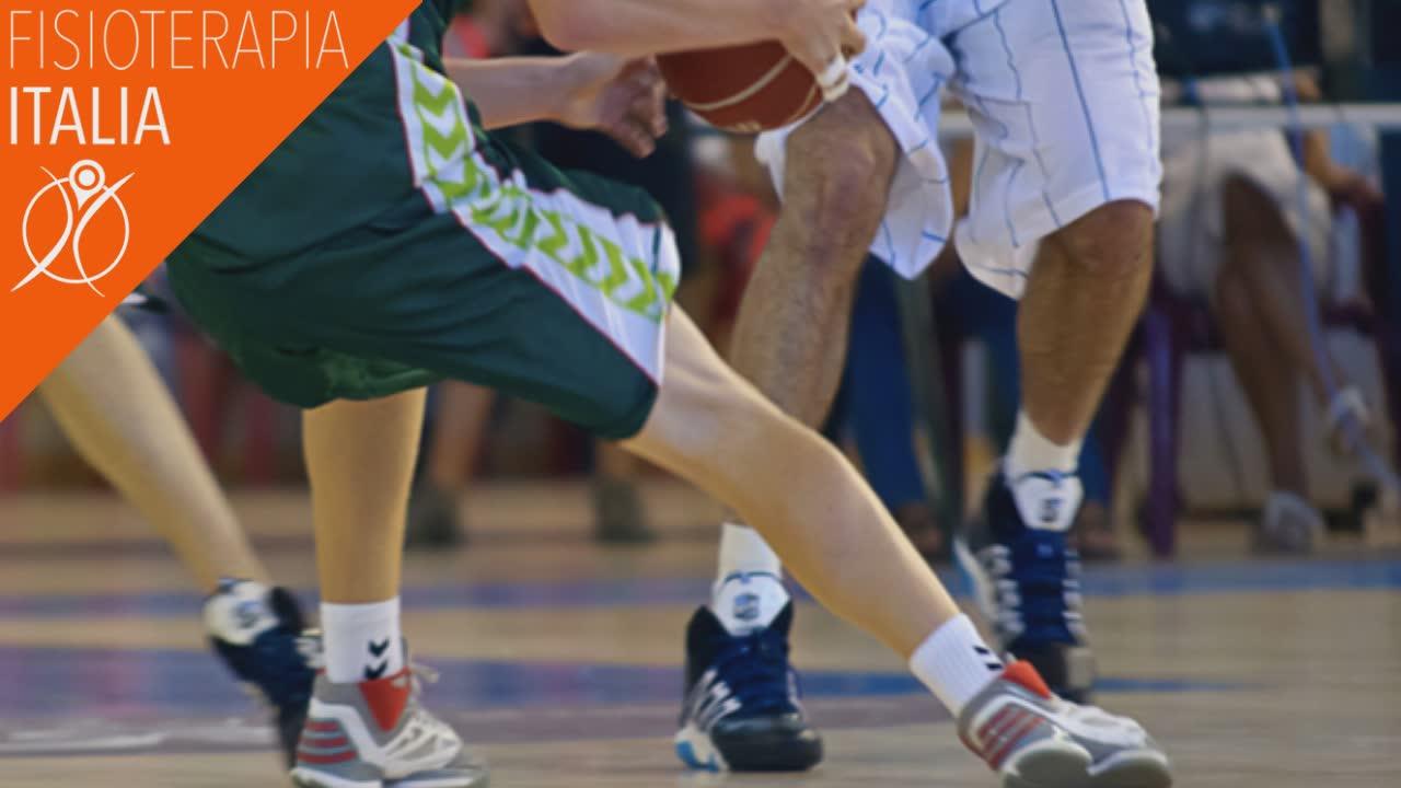 caviglia cause del dolore