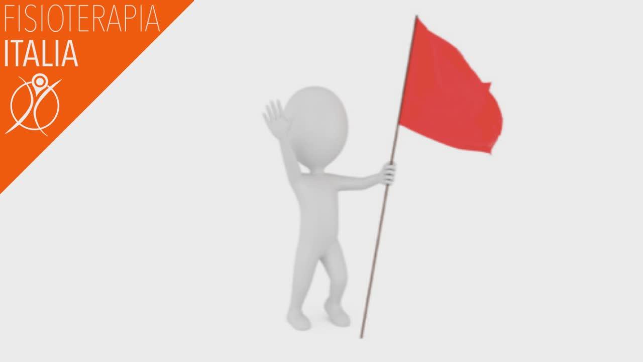 cervicale red flag