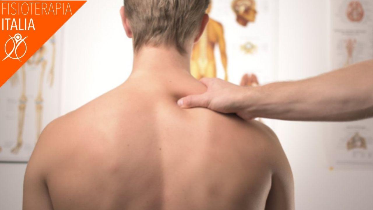 cervicale trattamento fisioterapia