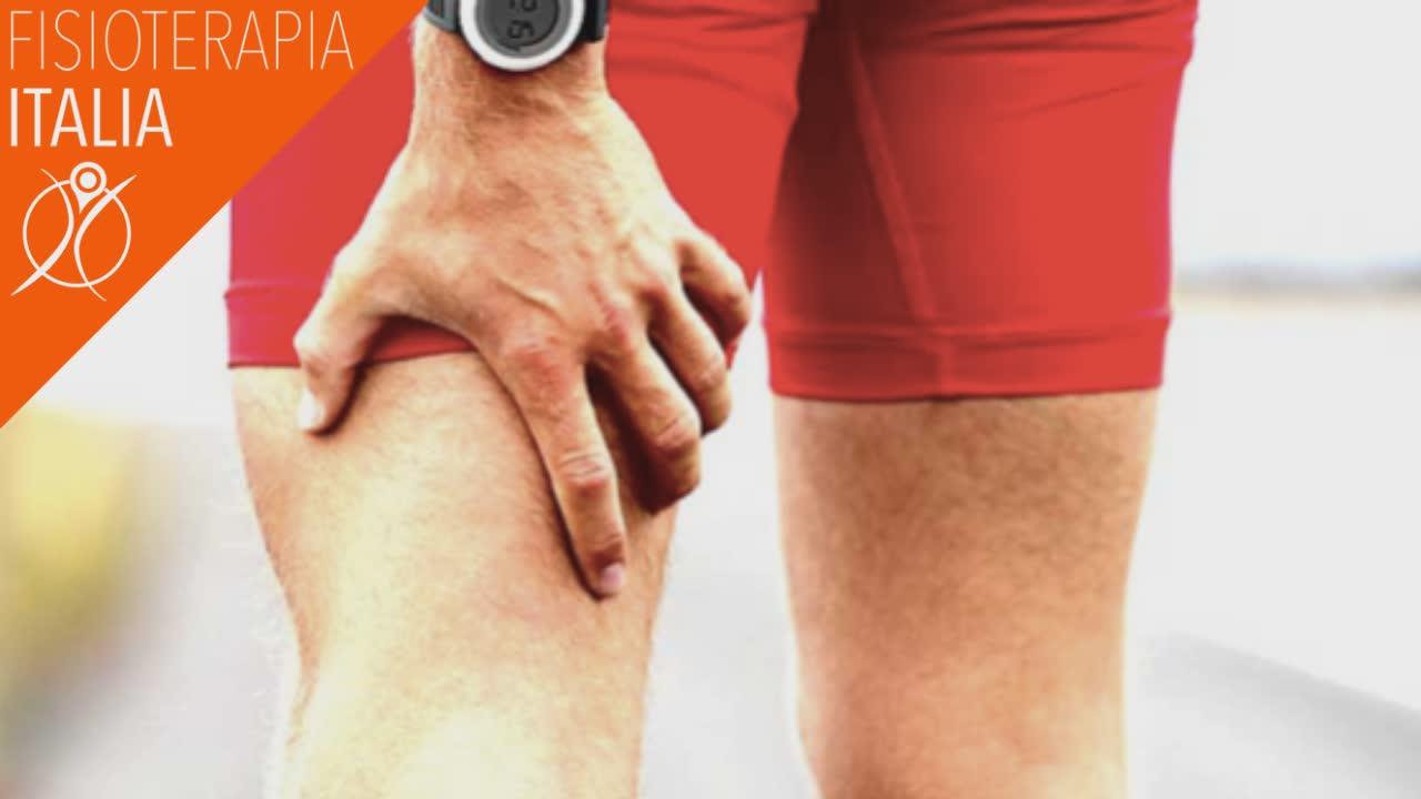 crampi alle gambe come prevenire