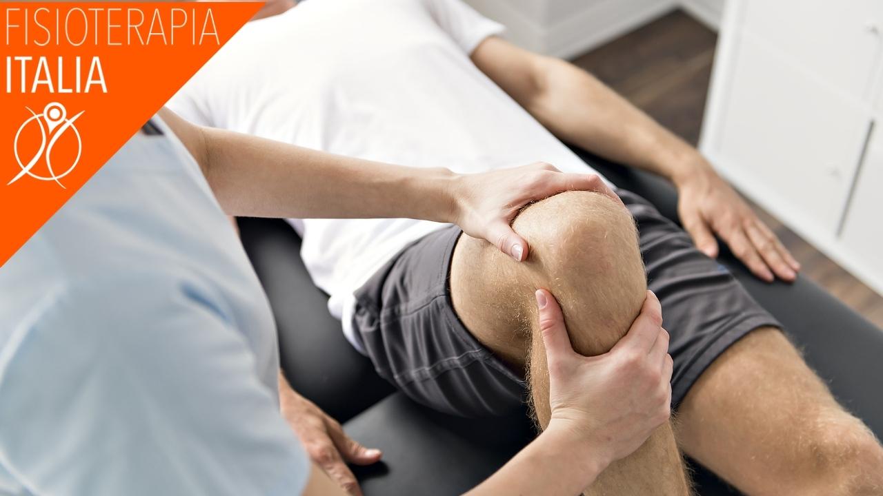 diagnosi e esame fisico artrosi ginocchio