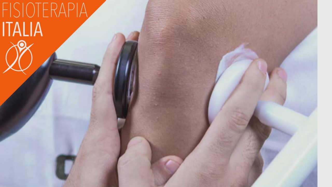 dispositivo elettromedicale che trasferisce calore per curare patologie di origine ortopedica