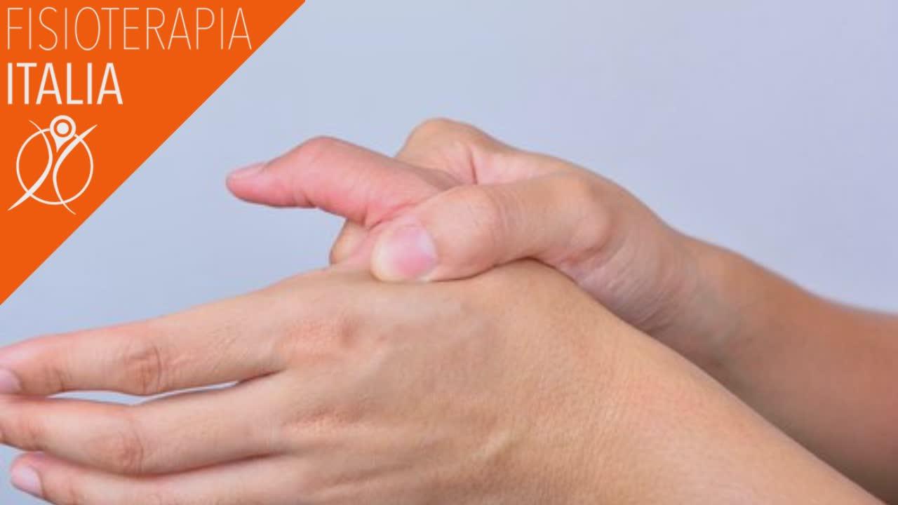 Artrosi della mano e del polso