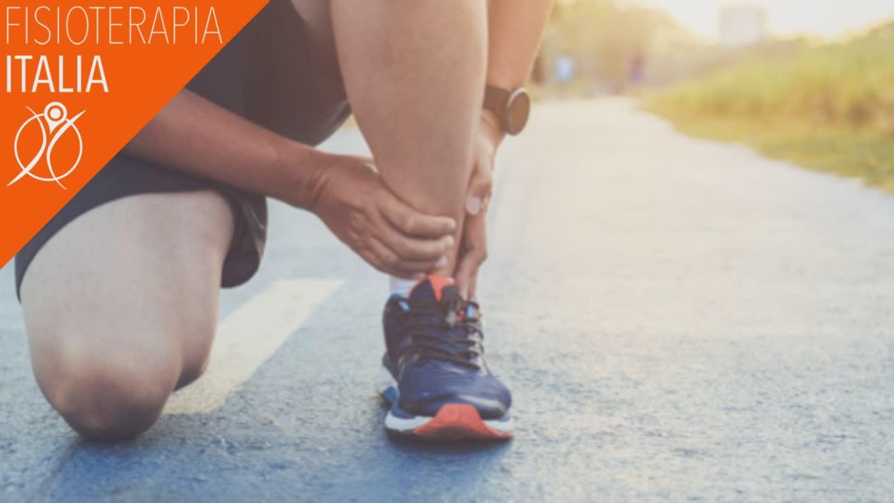 dolore alla caviglia e patologie