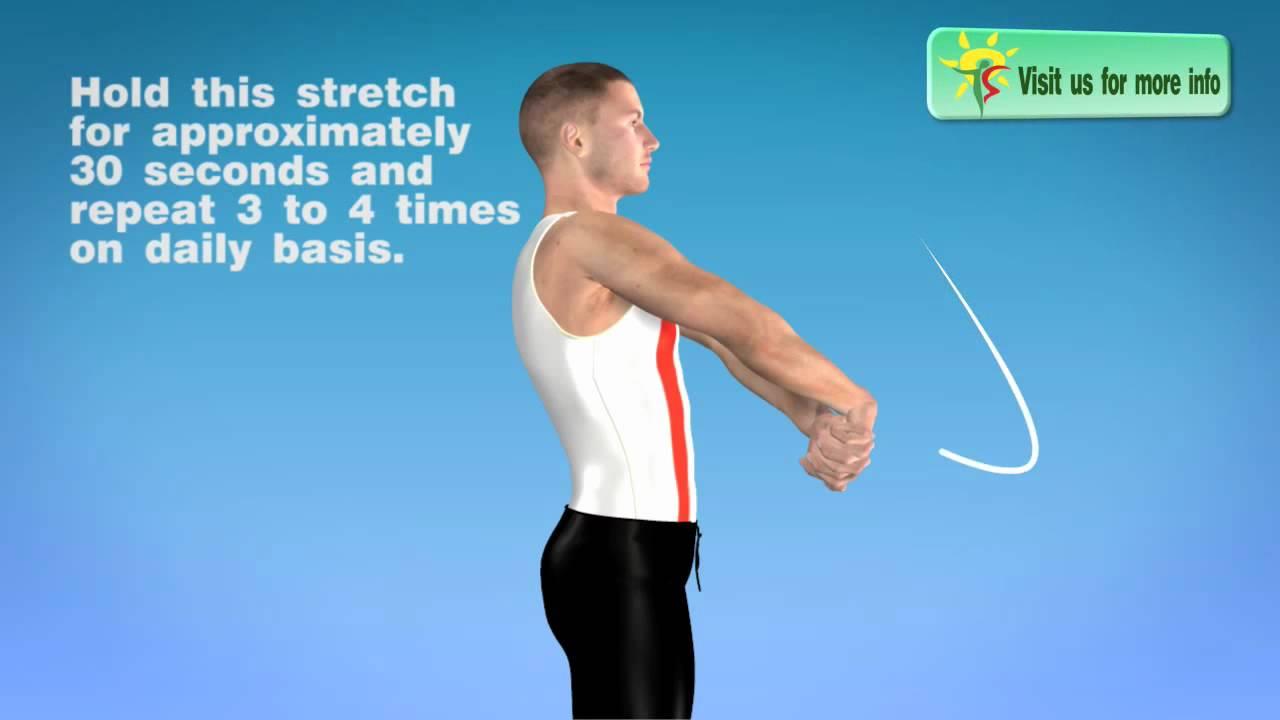 epicondilite stretching