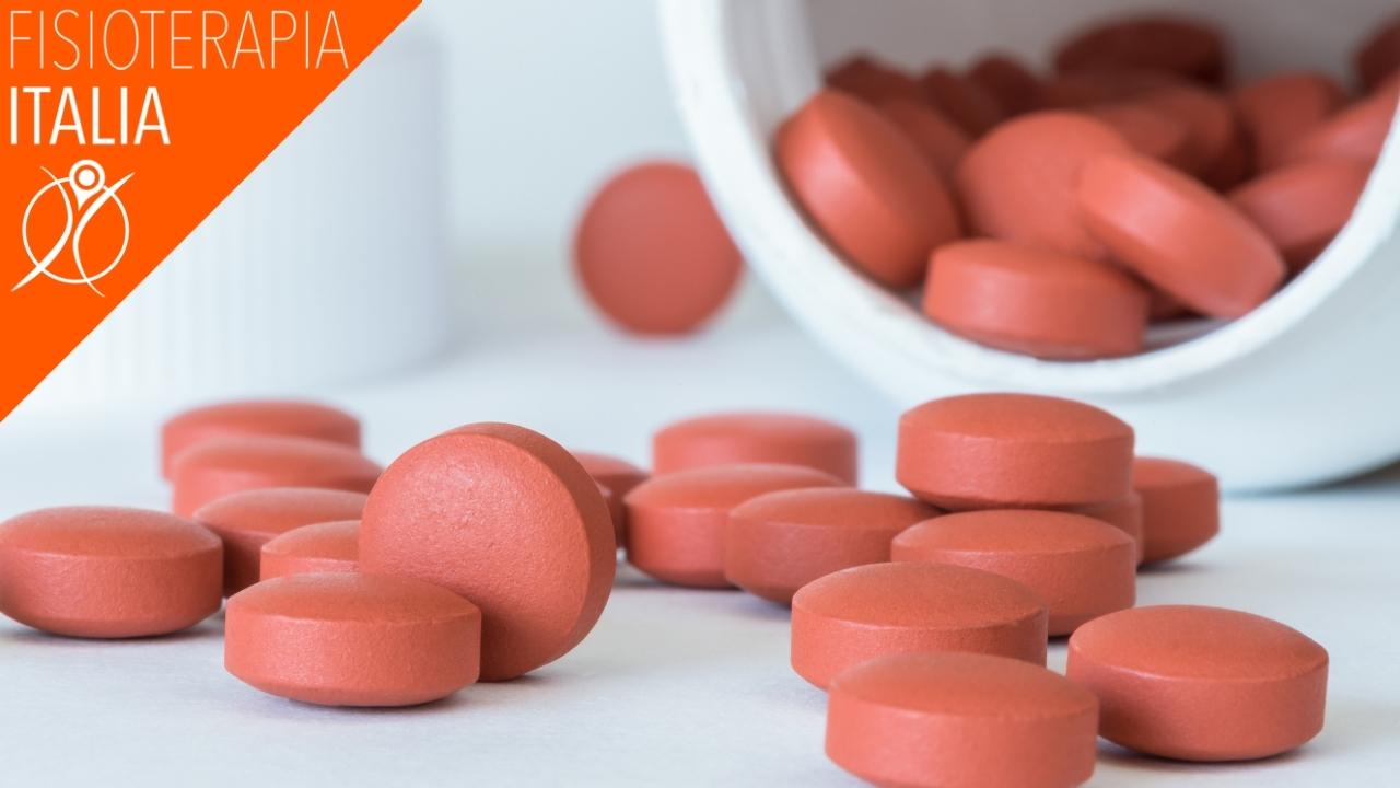 farmaci e mal di schiena