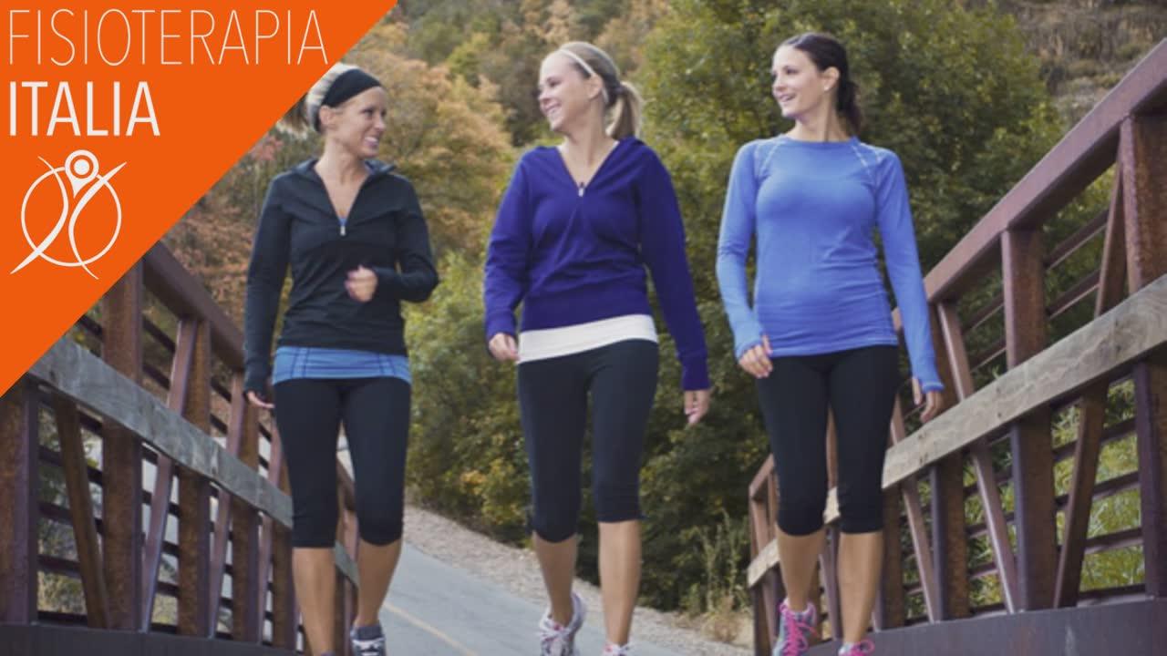 fibromialgia e esercizio