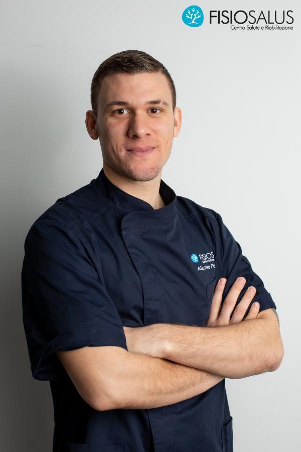 ALESSIO FUMANTI - Fisioterapista-osteopata - CENTRO MEDICO SPECIALISTICO FISIOSALUS SRL