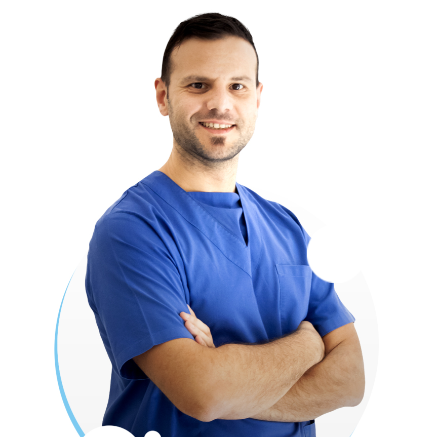 Giuseppe Egitto - Fisioterapista-osteopata - Studio Professionale Dott. Giuseppe Egitto