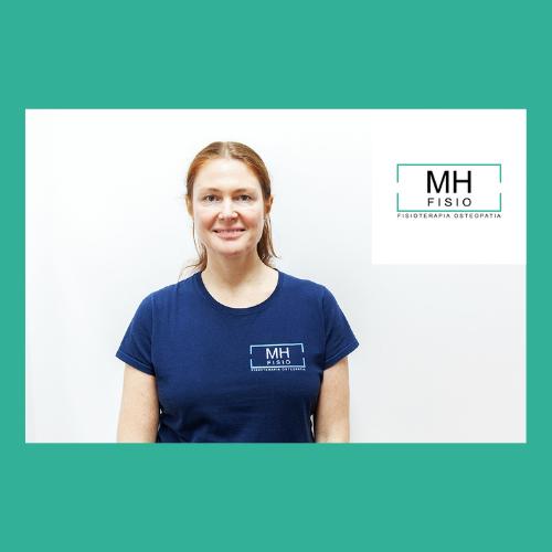 Ilaria Macherelli - Fisioterapista-osteopata - MH Fisio